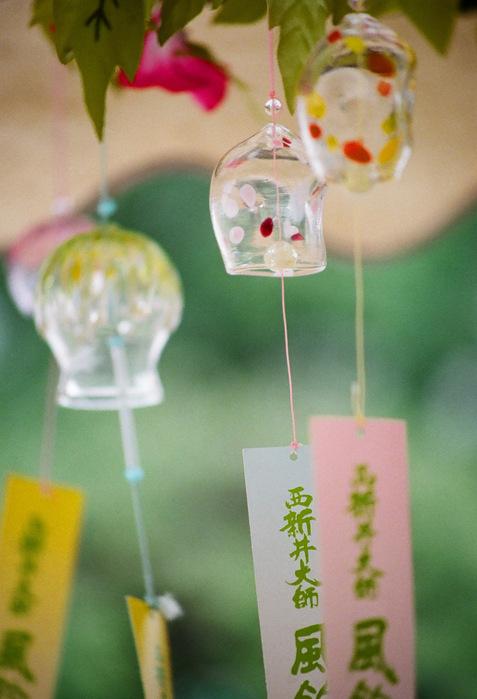 Японский колокольчик фурин своими руками 45
