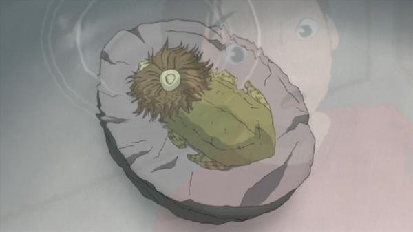 Одно из знаменитый детский anime kappa no