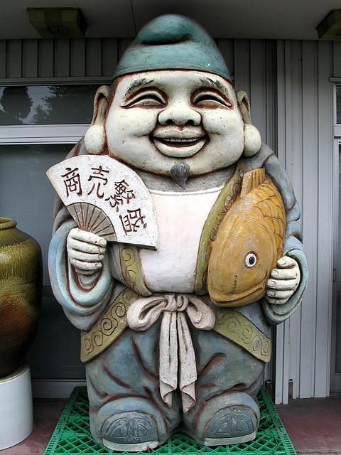 боги покровители рыбаков